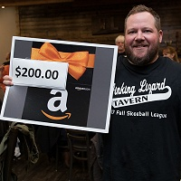 Mike Austin - $200 Gift Card Winner